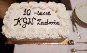 10 lecie reaktywacji KGW Zadroże